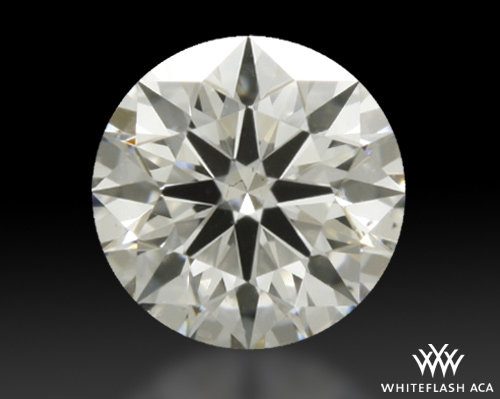 0.333 ct I VS2 A CUT ABOVE® Hearts and Arrows Super Ideal Round Cut Loose Diamond
