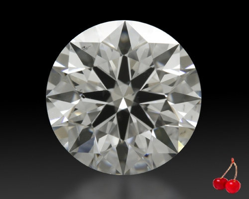 1.311 ct E SI1 Expert Selection Round Cut Loose Diamond