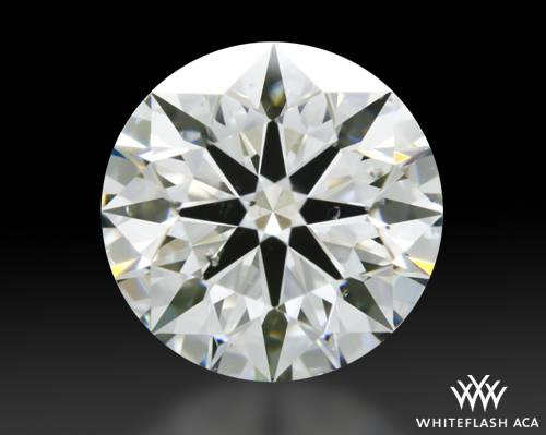 1.705 ct I SI1 A CUT ABOVE® Hearts and Arrows Super Ideal Round Cut Loose Diamond