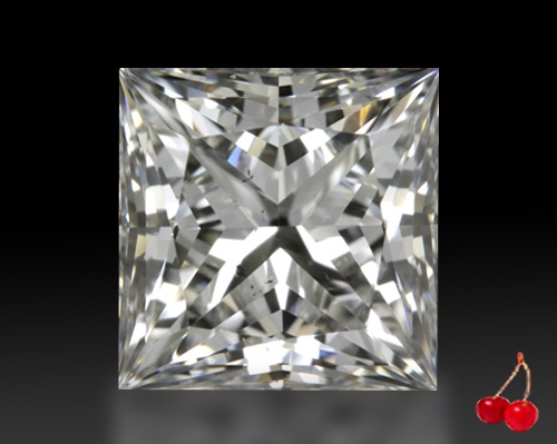 1.244 ct F SI1 Expert Selection Princess Cut Loose Diamond