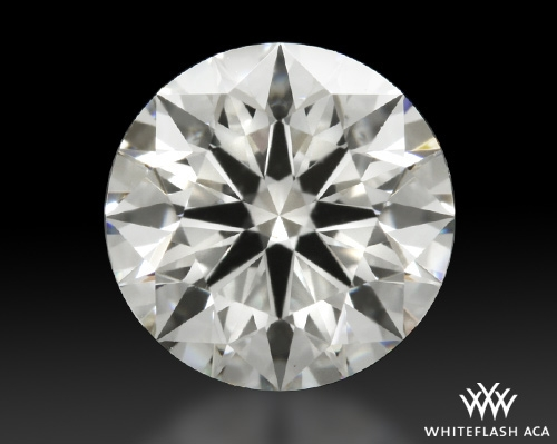 1.023 ct H VS2 A CUT ABOVE® Hearts and Arrows Super Ideal Round Cut Loose Diamond