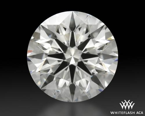 1.155 ct E SI1 A CUT ABOVE® Hearts and Arrows Super Ideal Round Cut Loose Diamond