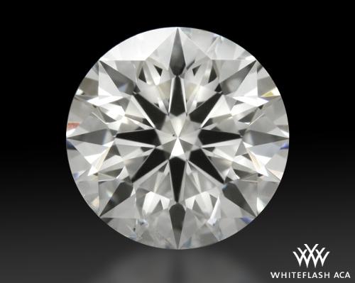 1.155 ct E SI1 A CUT ABOVE® Hearts and Arrows Super Ideal Round Cut Loose Diamond