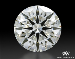 1.08 ct G VS1 A CUT ABOVE® Hearts and Arrows Super Ideal Round Cut Loose Diamond
