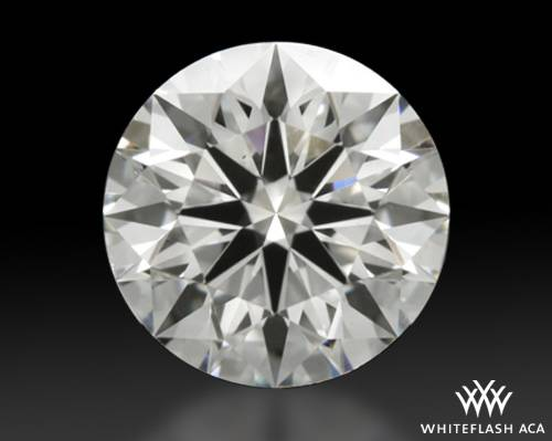 1.035 ct F VS2 A CUT ABOVE® Hearts and Arrows Super Ideal Round Cut Loose Diamond