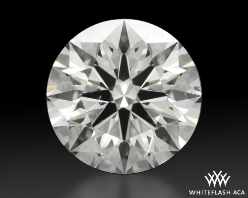 1.016 ct H VS2 A CUT ABOVE® Hearts and Arrows Super Ideal Round Cut Loose Diamond