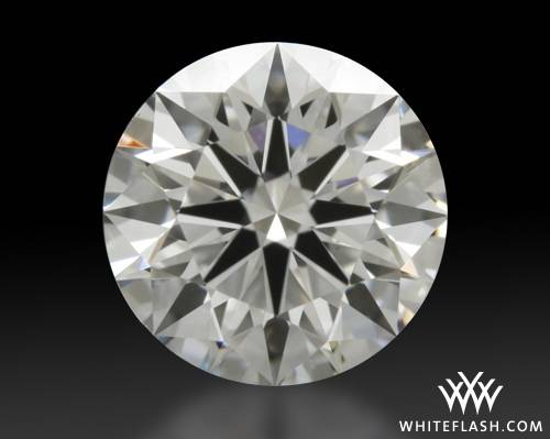 1.004 ct E VS1 A CUT ABOVE® Hearts and Arrows Super Ideal Round Cut Loose Diamond