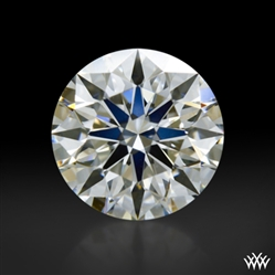 0.631 ct F VVS1 Expert Selection Round Cut Loose Diamond