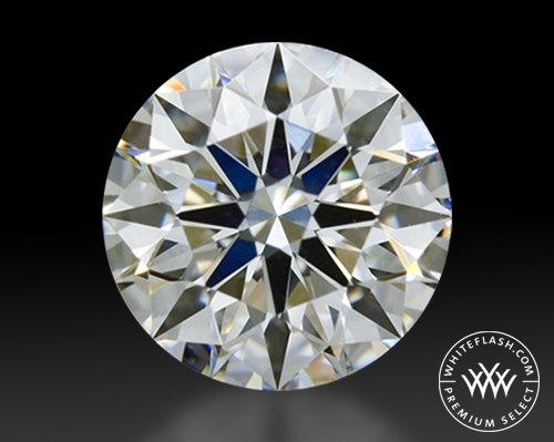 0.62 ct F VVS2 Premium Select Round Cut Loose Diamond