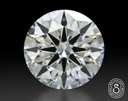 0.625 ct D VS1 Expert Selection Round Cut Loose Diamond