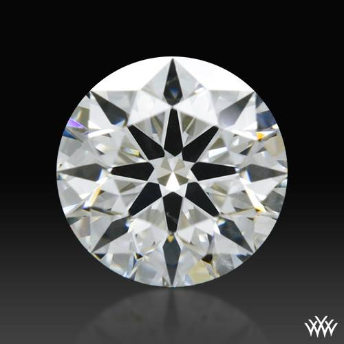 0.514 ct G SI1 A CUT ABOVE® Hearts and Arrows Super Ideal Round Cut Loose Diamond