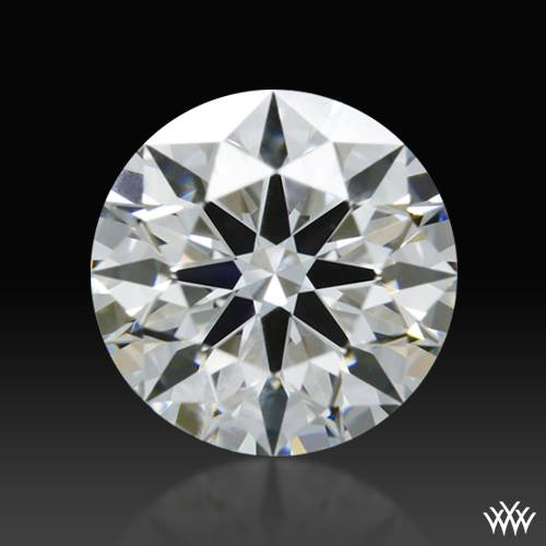 0.515 ct G SI2 A CUT ABOVE® Hearts and Arrows Super Ideal Round Cut Loose Diamond
