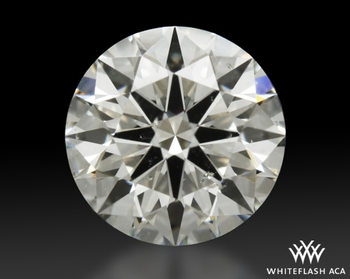 1.182 ct H SI2 A CUT ABOVE® Hearts and Arrows Super Ideal Round Cut Loose Diamond