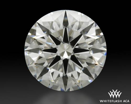 1.141 ct G VVS2 A CUT ABOVE® Hearts and Arrows Super Ideal Round Cut Loose Diamond