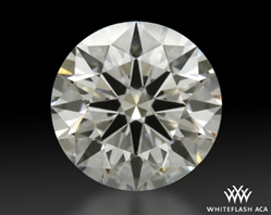 1.13 ct G VS1 A CUT ABOVE® Hearts and Arrows Super Ideal Round Cut Loose Diamond