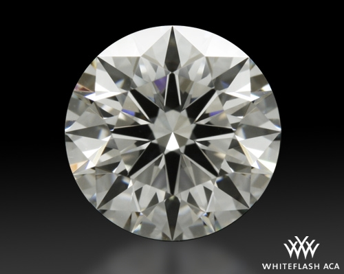 1.143 ct G VS2 A CUT ABOVE® Hearts and Arrows Super Ideal Round Cut Loose Diamond