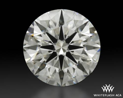 1.156 ct G VS1 A CUT ABOVE® Hearts and Arrows Super Ideal Round Cut Loose Diamond
