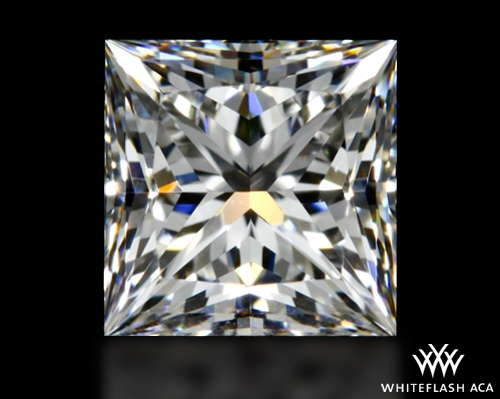 0.714 ct G VS1 A CUT ABOVE® Princess Super Ideal Cut Diamond