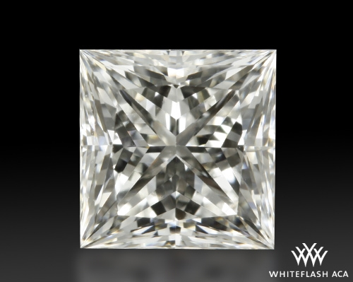 0.765 ct I VS1 A CUT ABOVE® Princess Super Ideal Cut Diamond