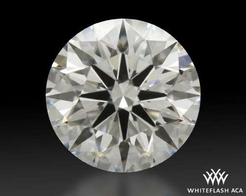1.168 ct H VS2 A CUT ABOVE® Hearts and Arrows Super Ideal Round Cut Loose Diamond