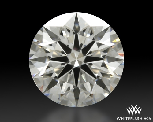 1.143 ct F VVS2 A CUT ABOVE® Hearts and Arrows Super Ideal Round Cut Loose Diamond