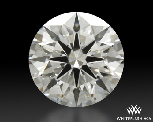1.14 ct H VS1 A CUT ABOVE® Hearts and Arrows Super Ideal Round Cut Loose Diamond