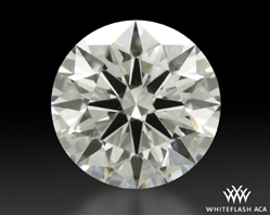 1.253 ct I VS1 A CUT ABOVE® Hearts and Arrows Super Ideal Round Cut Loose Diamond