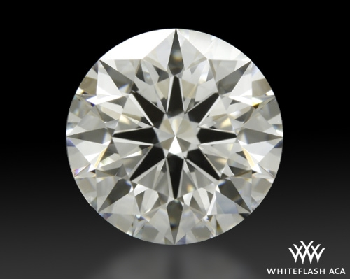 1.713 ct E VS2 A CUT ABOVE® Hearts and Arrows Super Ideal Round Cut Loose Diamond