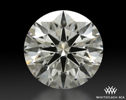 1.175 ct G VS2 A CUT ABOVE® Hearts and Arrows Super Ideal Round Cut Loose Diamond