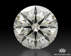 1.373 ct G VVS1 A CUT ABOVE® Hearts and Arrows Super Ideal Round Cut Loose Diamond