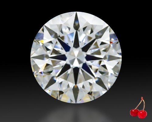 1.327 ct F VS1 Expert Selection Round Cut Loose Diamond