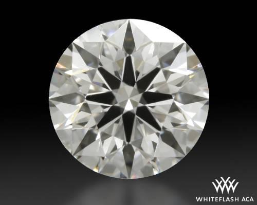 0.518 ct E VVS2 A CUT ABOVE® Hearts and Arrows Super Ideal Round Cut Loose Diamond