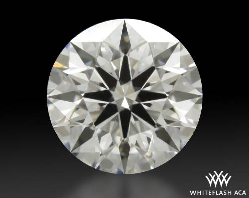 0.635 ct G VS2 A CUT ABOVE® Hearts and Arrows Super Ideal Round Cut Loose Diamond