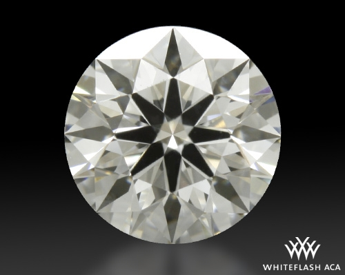 0.703 ct G SI1 A CUT ABOVE® Hearts and Arrows Super Ideal Round Cut Loose Diamond