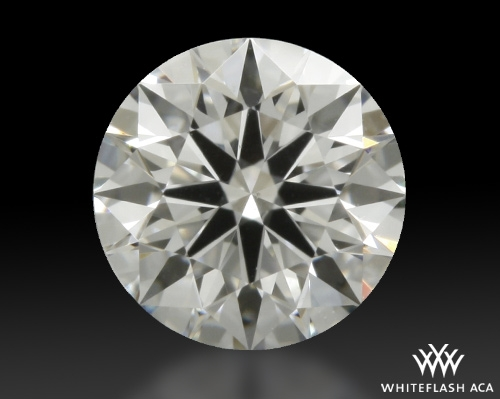 0.411 ct F VS2 A CUT ABOVE® Hearts and Arrows Super Ideal Round Cut Loose Diamond