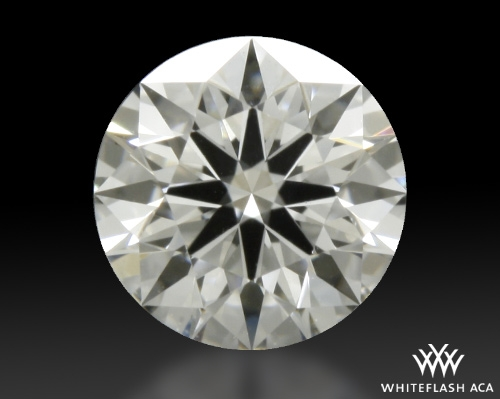 0.415 ct G VS1 A CUT ABOVE® Hearts and Arrows Super Ideal Round Cut Loose Diamond