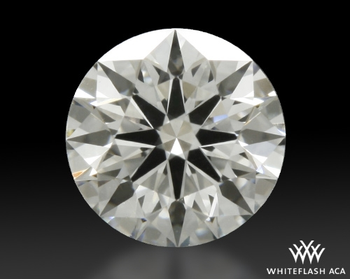 0.425 ct G VS1 A CUT ABOVE® Hearts and Arrows Super Ideal Round Cut Loose Diamond