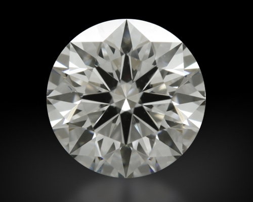 1.008 ct F VS1 A CUT ABOVE® Hearts and Arrows Super Ideal Round Cut Loose Diamond