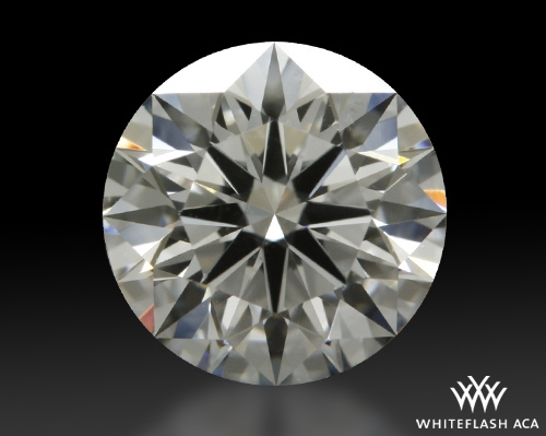 1.172 ct G VS2 A CUT ABOVE® Hearts and Arrows Super Ideal Round Cut Loose Diamond