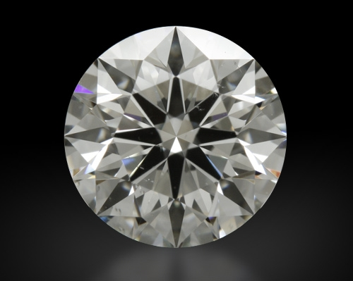 1.003 ct H SI1 Expert Selection Round Cut Loose Diamond