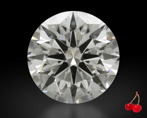 1.006 ct F VS2 Expert Selection Round Cut Loose Diamond