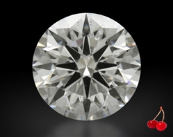 1.006 ct F VS2 Expert Selection Round Cut Loose Diamond