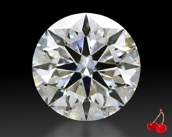 1.006 ct F SI1 Expert Selection Round Cut Loose Diamond