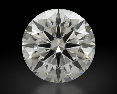 1.245 ct H SI1 A CUT ABOVE® Hearts and Arrows Super Ideal Round Cut Loose Diamond