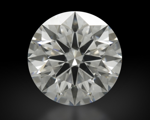 1.221 ct G SI1 A CUT ABOVE® Hearts and Arrows Super Ideal Round Cut Loose Diamond