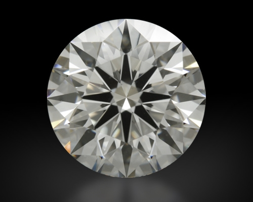 1.28 ct H VS2 A CUT ABOVE® Hearts and Arrows Super Ideal Round Cut Loose Diamond