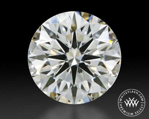 1.211 ct H VS2 Premium Select Round Cut Loose Diamond