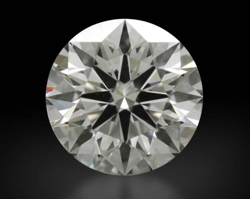 1.204 ct H SI1 A CUT ABOVE® Hearts and Arrows Super Ideal Round Cut Loose Diamond