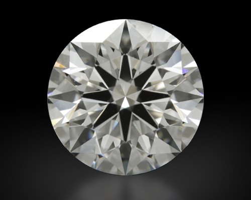 1.507 ct G VS1 A CUT ABOVE® Hearts and Arrows Super Ideal Round Cut Loose Diamond