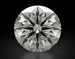 1.52 ct H VS1 A CUT ABOVE® Hearts and Arrows Super Ideal Round Cut Loose Diamond